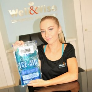 chiropractor ice pack Brisbane